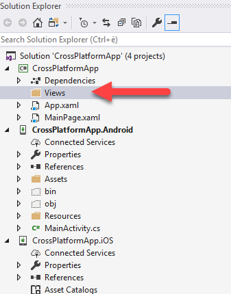 Xamarin Forms and  NET Standard: Basic Navigation - DZone Mobile