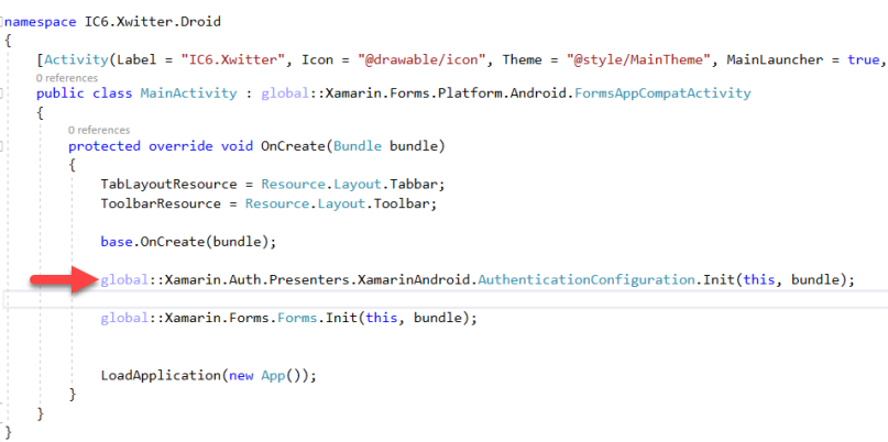 How to Build a Simple Twitter Client With Xamarin Forms and  NET